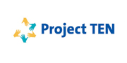 Project TEN logo