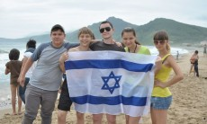 Campers experience Israel in Khabarovsk thanks to their Summer Camp counselors