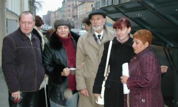 משפחה עולה השבוע מפינלנד