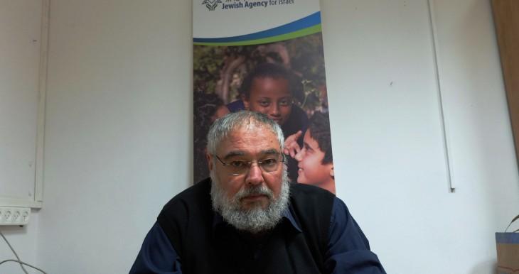 דוד שכטר, דובר הסוכנות היהודית לתקשורת בשפה הרוסית