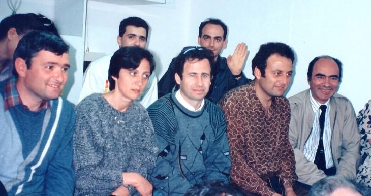 עולים מאלבניה בישראל 1991