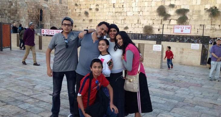 Anaya Robles Hectot Almaraz Martine Jacqueline והמשפחה העולה