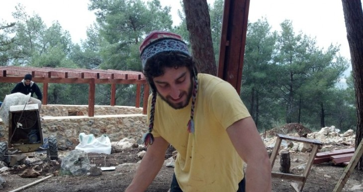 The new Project TEN center is located in Harduf Forest