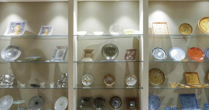 כמה מיצירותיו של דני קלדרון מחניתה