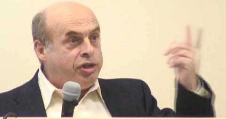 נתן שרנסקי בכנס התחדשות יהודית של הסוכנות היהודית