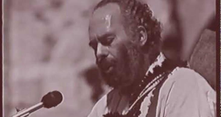 Shlomo Carlebach 1971-2 Erev Yom Kippur