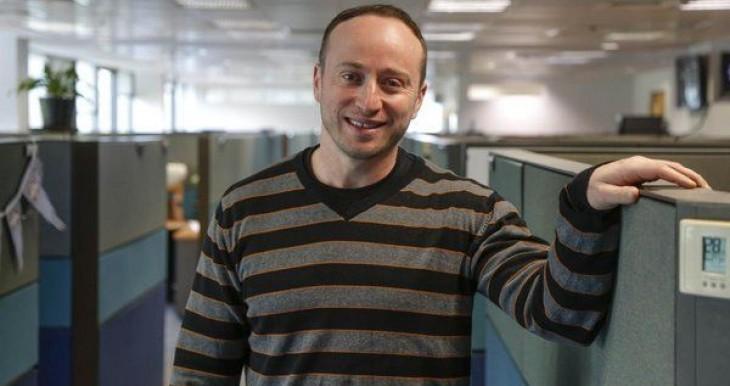 מיכאל רובנוביץ, עולה שהפך ליזם קולט עליה שמייצרת תכנה לשוק המסחרי