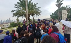 G2's Global Israel Experience -Day 8