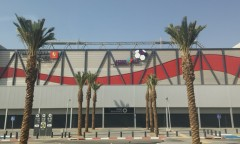 Beer Sheva Turner Stadium