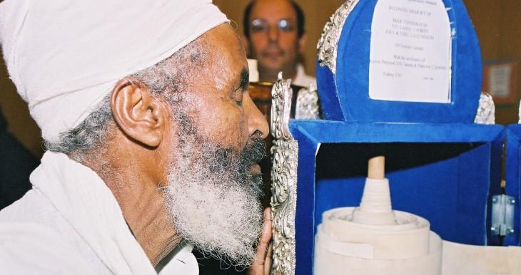 אילוסטרציה: שמירה על חיים יהודיים באתיופיה