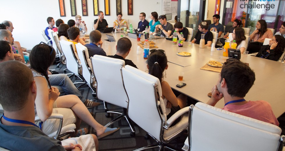 Israel Tech Challenge offices in Tel Aviv