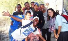 Ben Yakir Youth Village students