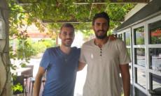 Lior and Itamar